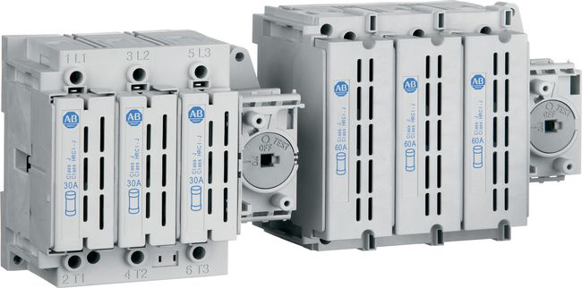 Allen Bradley 194R-CC30-1753-PY Fused Disconnect Switch