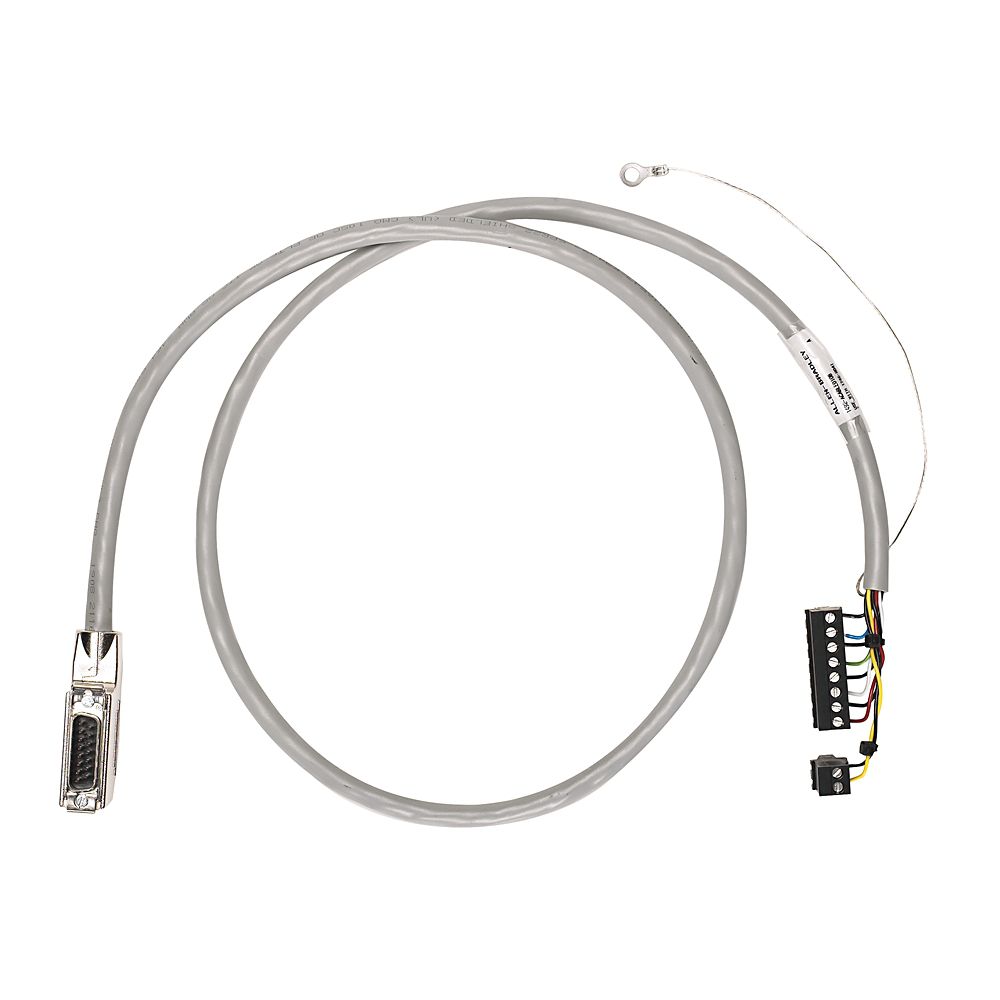 Allen-Bradley 1492-ACABLE010Q Analog Cable Connection Products
