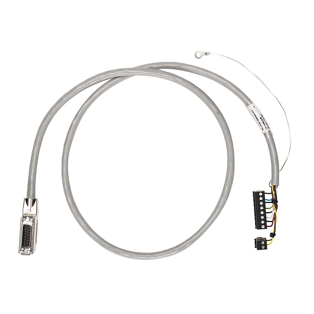 Allen-Bradley 1492-ACABLE025YC Analog Cable C