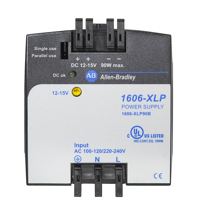 Allen Bradley 1606-XLP90E-2 90 watt Power Supply
