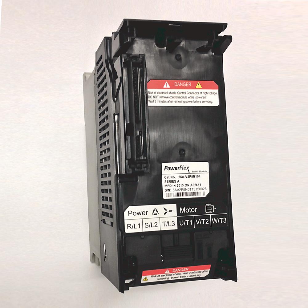 Allen-Bradley 25-PM1-D2P3 PowerFlex 520 0.75k
