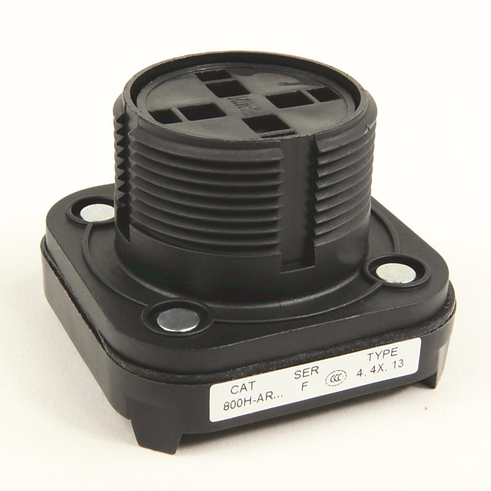 Allen-Bradley 800H-AR6A4 30 mm Momentary Push Button