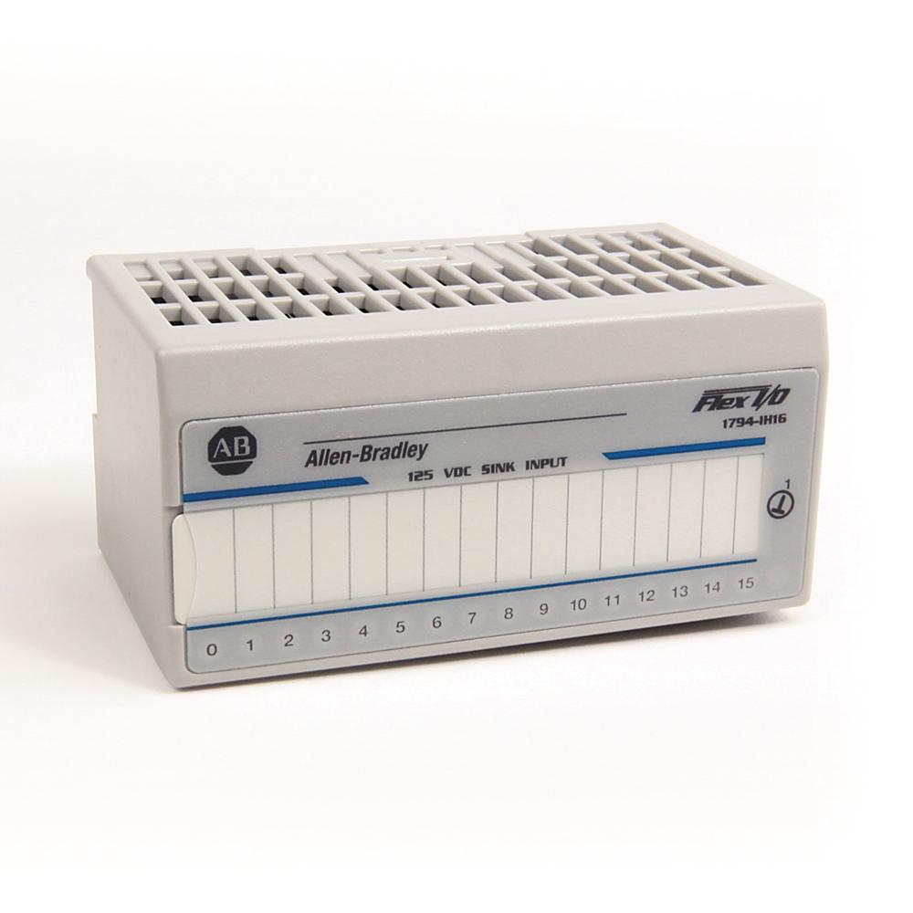 Allen Bradley 1794-IH16 FLEX 16-Point Digital Input Module
