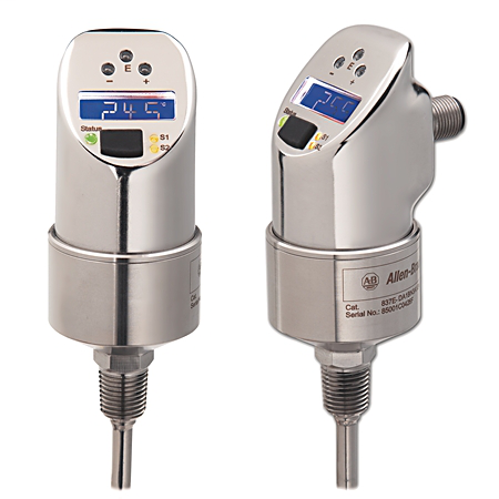 Allen Bradley 837E-DC1BN2A2D4 Electromechanical Pressure Control Switch