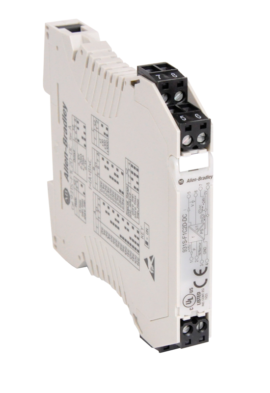 Allen Bradley 931S-F1C2D-DC Bulletin 931 3-Way Frequency Converter Signal Conditioner