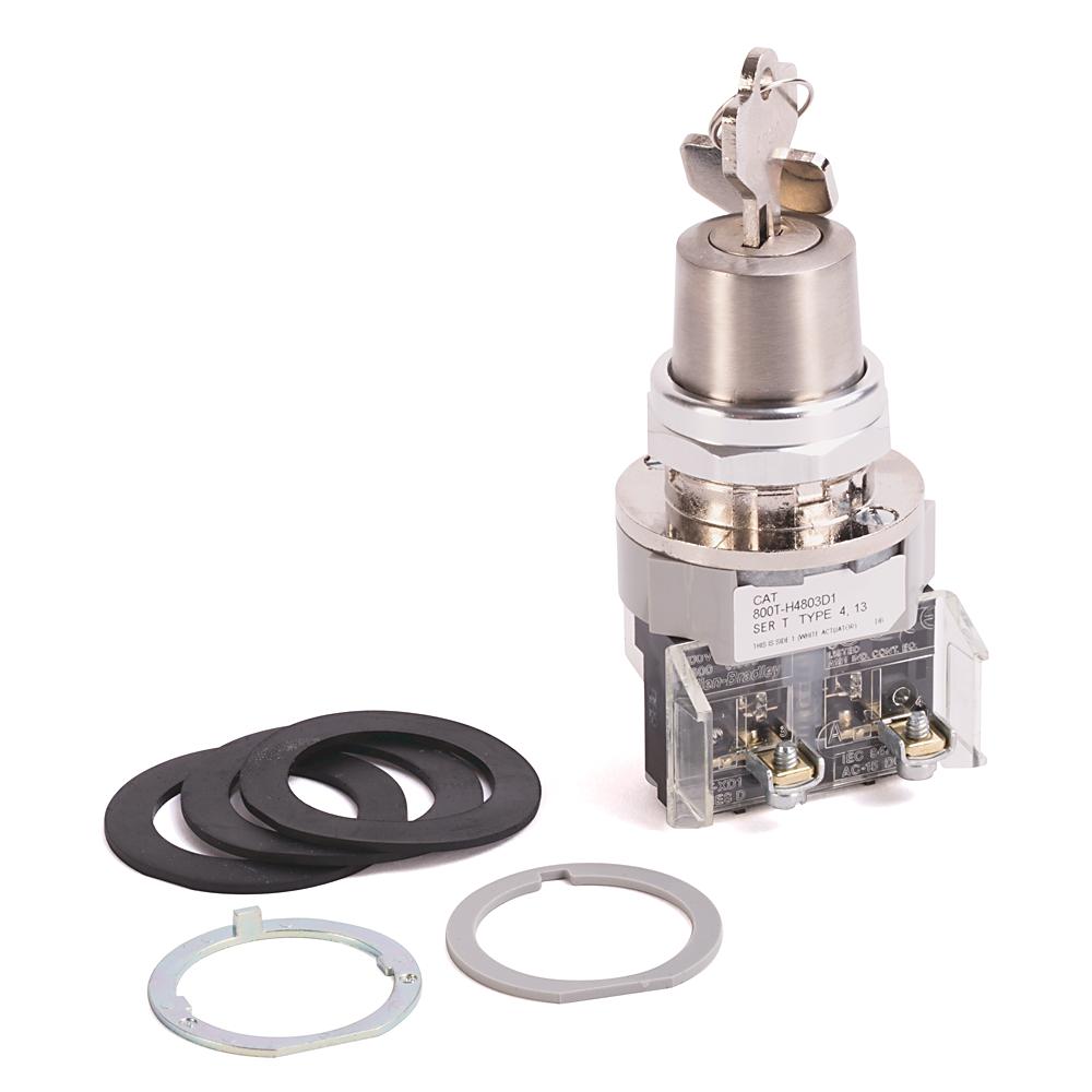 Allen-Bradley 800T-H4805D1 30 mm Selector Switch
