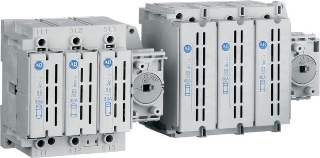 Allen-Bradley 194R-NE400-1753 IEC 3-Pole 400 Amp Disconnect Non-Fused Switch