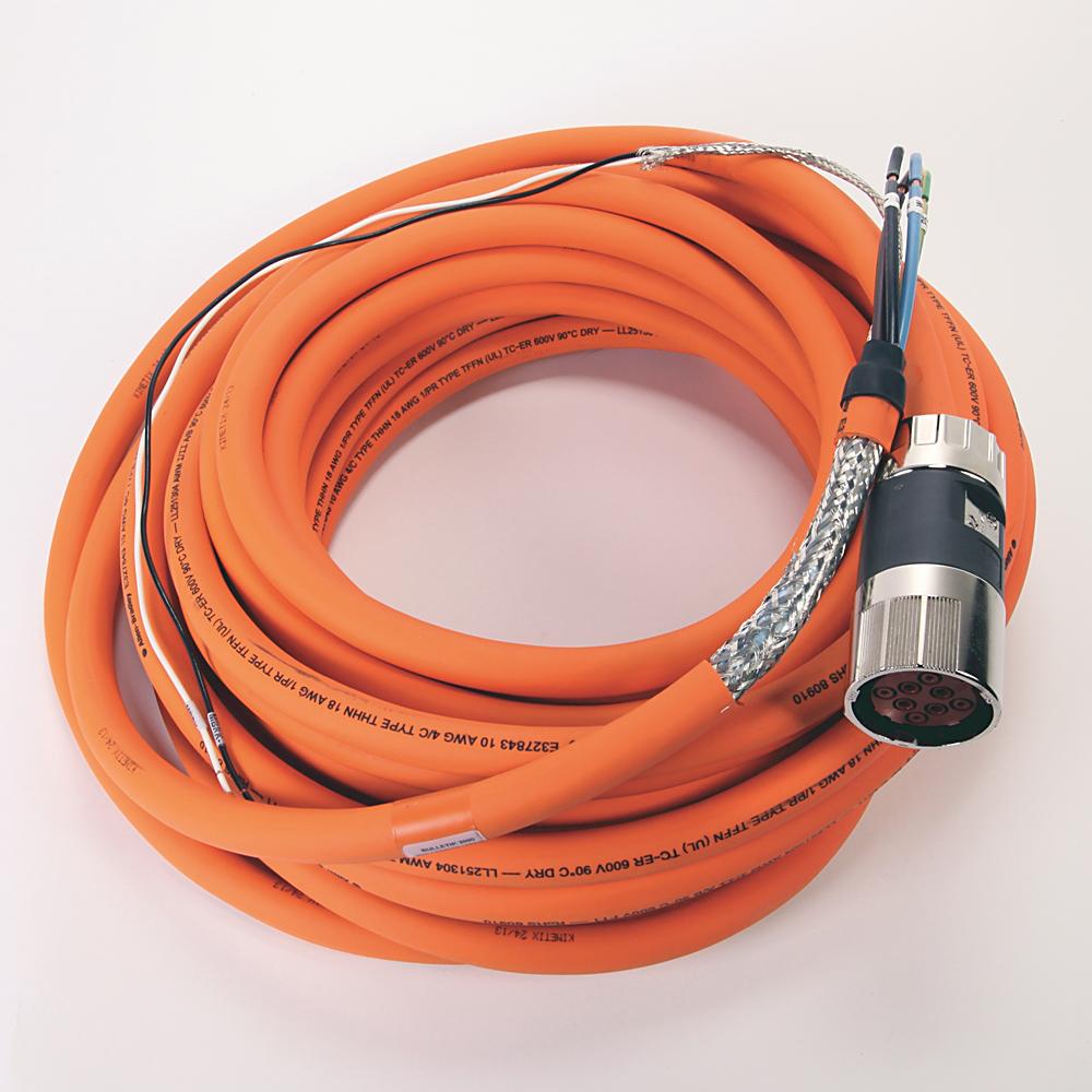 Allen-Bradley 2090-CPBM7DF-10AA15 MP Series 15 m Standard Cable