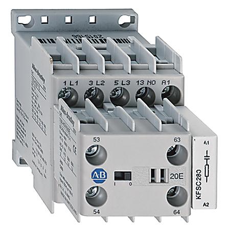 Allen Bradley 100-K12ZJ10M 12 Amp IEC Miniature Contactor