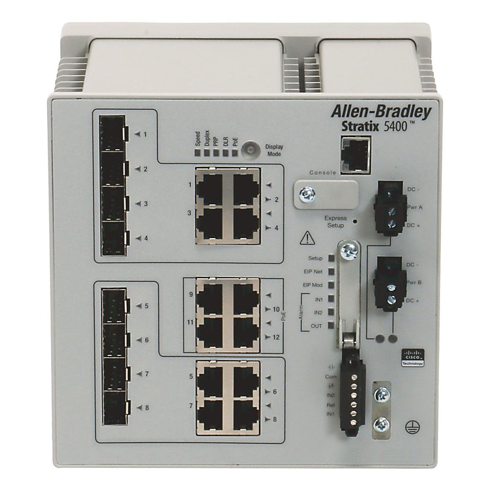 Ethernet Stratix Switches