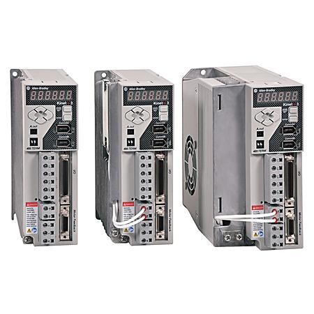 Allen Bradley 2071-AP1 Kinetix 3 Component 100 watt Servo Drive