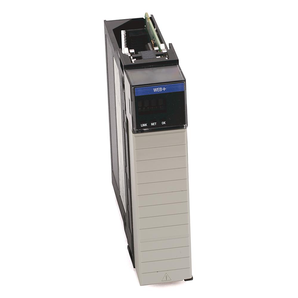 Allen-Bradley 1756-EWEB Controllogix Ethernet/IP Web Server Module