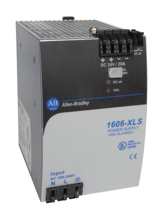 Allen-Bradley 1606-XLS480EC AC or DC In 24 to