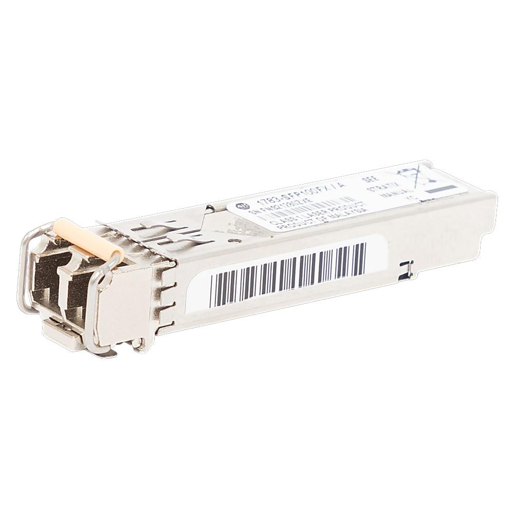 Allen-Bradley 1783-SFP100FX Fiber Transceiver