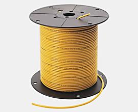 1585 EtherNet Cable Spools, 8 Conductors, Red Plenum, UL CMP; cUL CMP; Stardard TIA 568-B