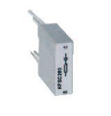 MCS 100-K, 104-K, 700-K Accessories, 100-K/104-K/700-K Suppressor Modules, Varistor Module, 137...277V AC / 181...250V DC, Front Mounted, Shipped In Package Quantities of 1