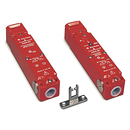 Allen Bradley 440G-MT47045 Guardmaster Guard Locking Solenoid Switch