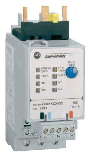 Allen-Bradley 592-EC1DC 9-45 Amp Overload Relay