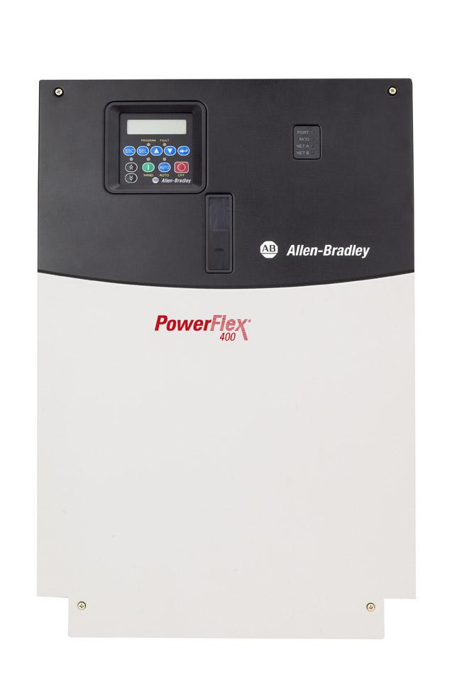 Allen-Bradley 22C-D072A103 Powerflex 400 37 kW 50 Hp AC Drive