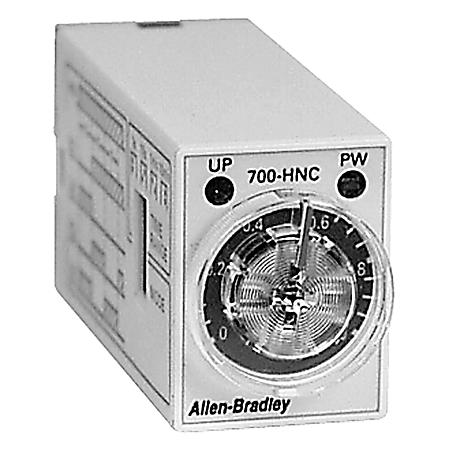 A-B 700-HNC44BA12 Mini Plug-in Timing Relay