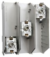 Allen Bradley 141A-VU3300R 153 mm 3-Pole MCS Mounting System Supply Module