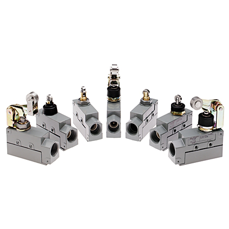 Allen-Bradley 802B-CSADXSXC3 Compact Limit Switch