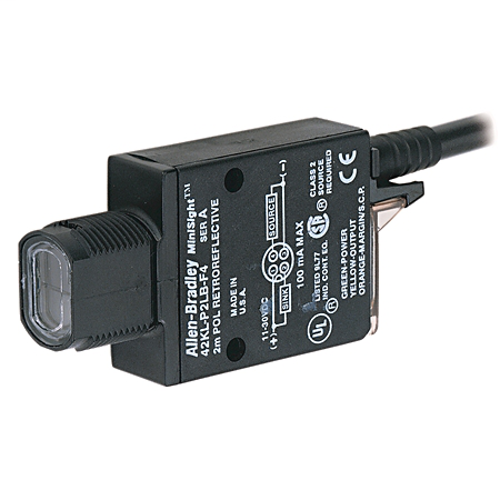 A-B 42KL-U2LB-F4 MiniSight Photoelectric Sensor