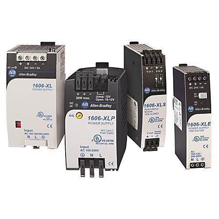 Allen Bradley 1606-XLS240-UPSD 24 VDC Input 12 and 22 VDC Output Uninterruptible Power Supply