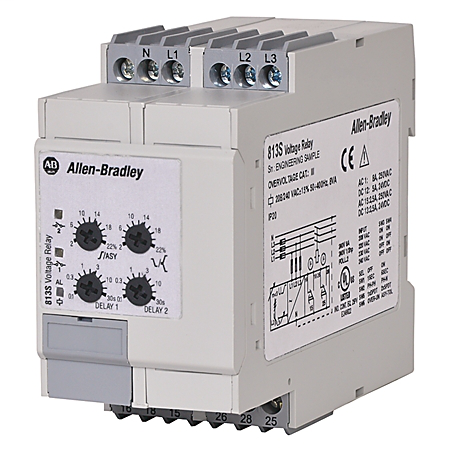 A-B 813S-V1-500V-230 Machinealert 8