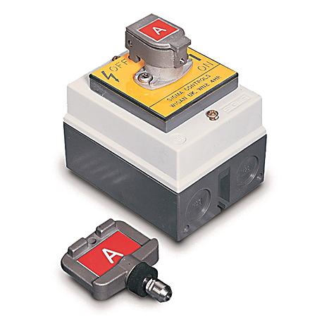Allen Bradley 440T-MRKSE110B Trapped Key Interlock