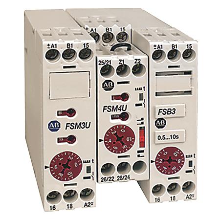 Allen-Bradley 700-FSM3UZ12 High Performance Multi-Function Time Relay