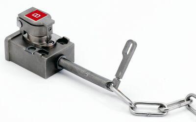 Allen-Bradley 440T-MSCLE10AB Trapped Key Inte