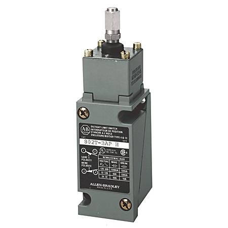 Allen-Bradley 802T-BAP Metal Plug-In Oiltight
