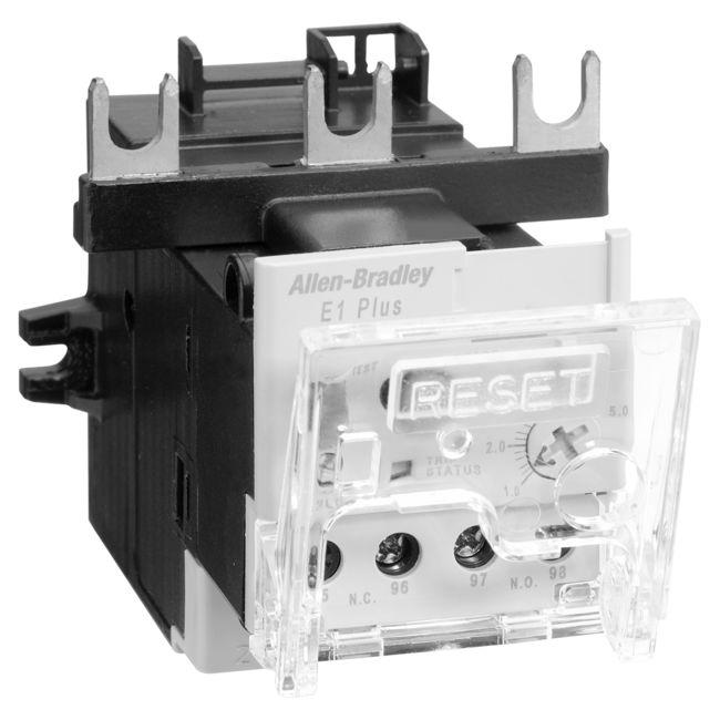 Allen-Bradley 592-EECC E1 Plus 1-5 Amp Overload Relay