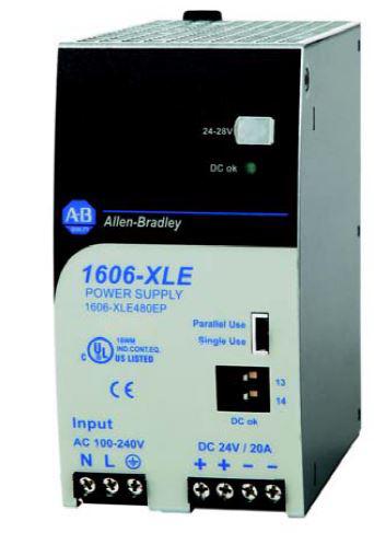 Allen-Bradley 1606-XLE480EP Power Supply