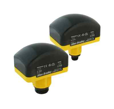 22.5mm Type 4/4X/13 IP66 Zero-Force Momentary General Purpose Touch Button, 100-240V AC Input, Relay Output - 5 Pin QD