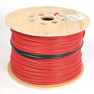 500m Polypropylene covered steel cable