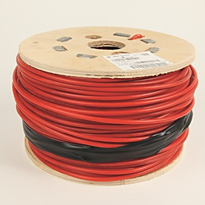 100m Polypropylene covered steel cable