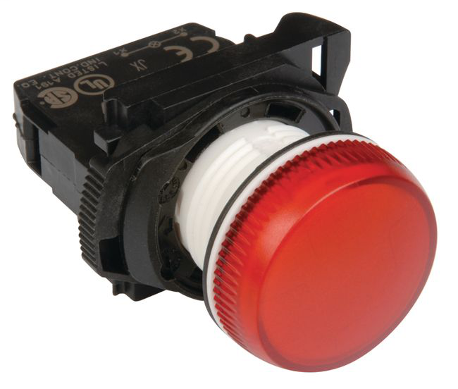 A-B 198-PL21G IEC Pilot Light Enclo