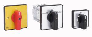 Allen-Bradley 194L-HC4A-175 IEC Type A Gray/Black 48 x 48 mm Legend Text 0-1 (90) Control and Load Switch Actuator