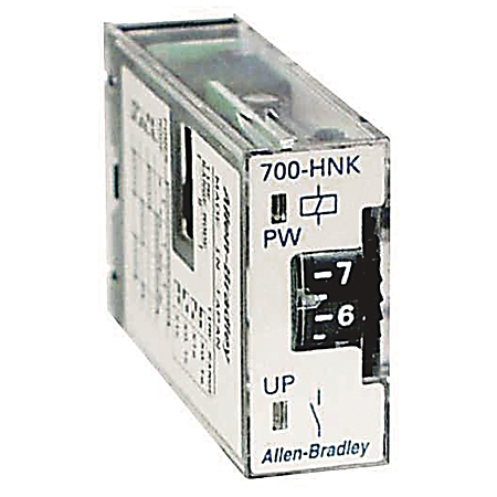Allen-Bradley 700-HNK41AZ24 Miniature Plug-In Timing Relay