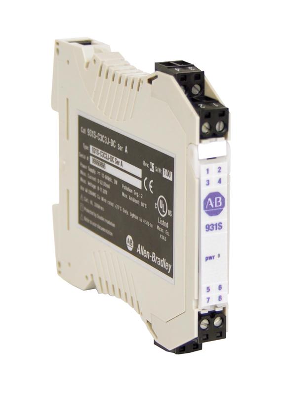 A-B 931S-C3C3J-DC Active Current-Voltage Signal Converter