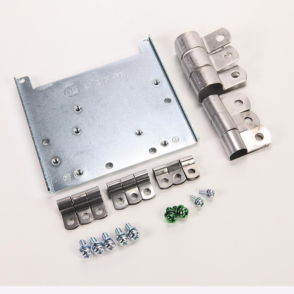 Allen Bradley 25-EMC1-FC PowerFlex 520 Series Frame C EMC Plate