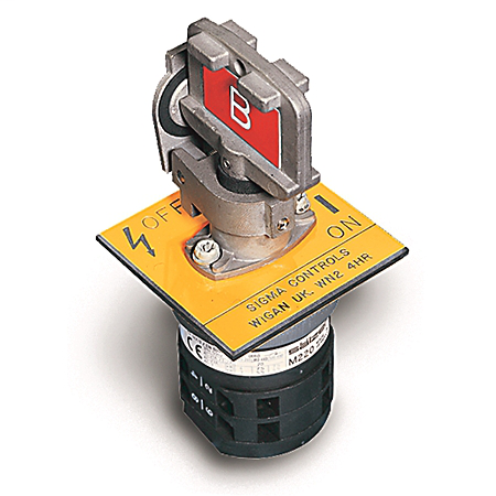 Allen-Bradley 440T-MRPSE11CC Trapped Key Interlock