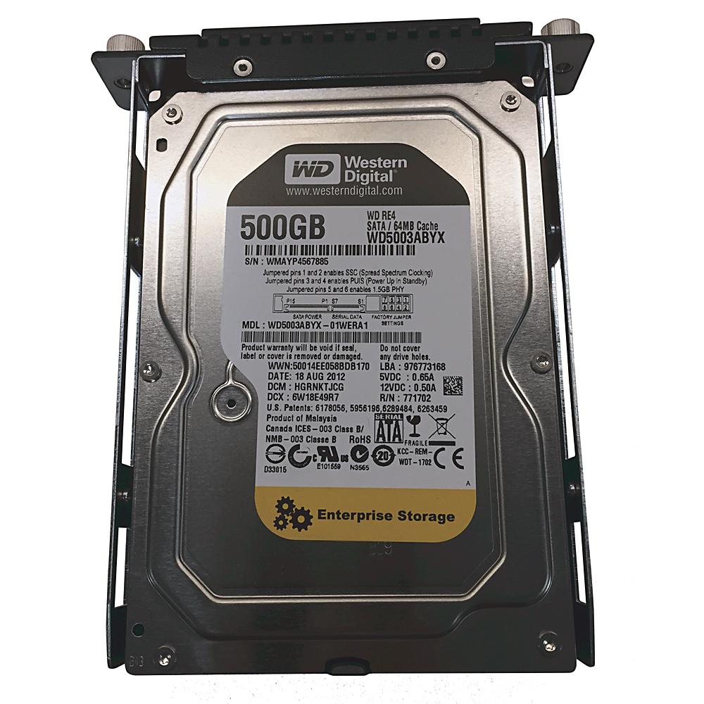 A-B 6189V-35HDD500GB 6177R 500GB HD
