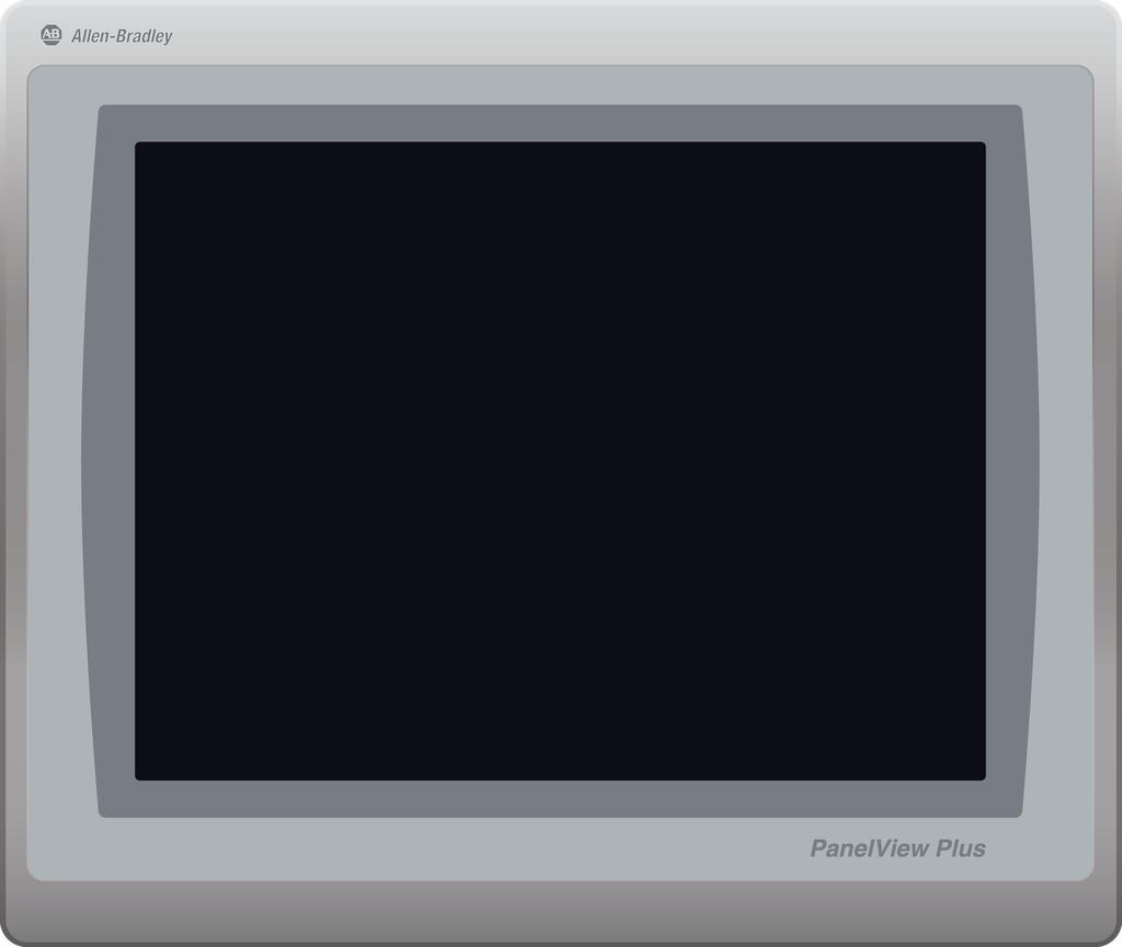 Allen Bradley 2711P-T10C22D9P PanelView Plus 7 Graphic Terminal