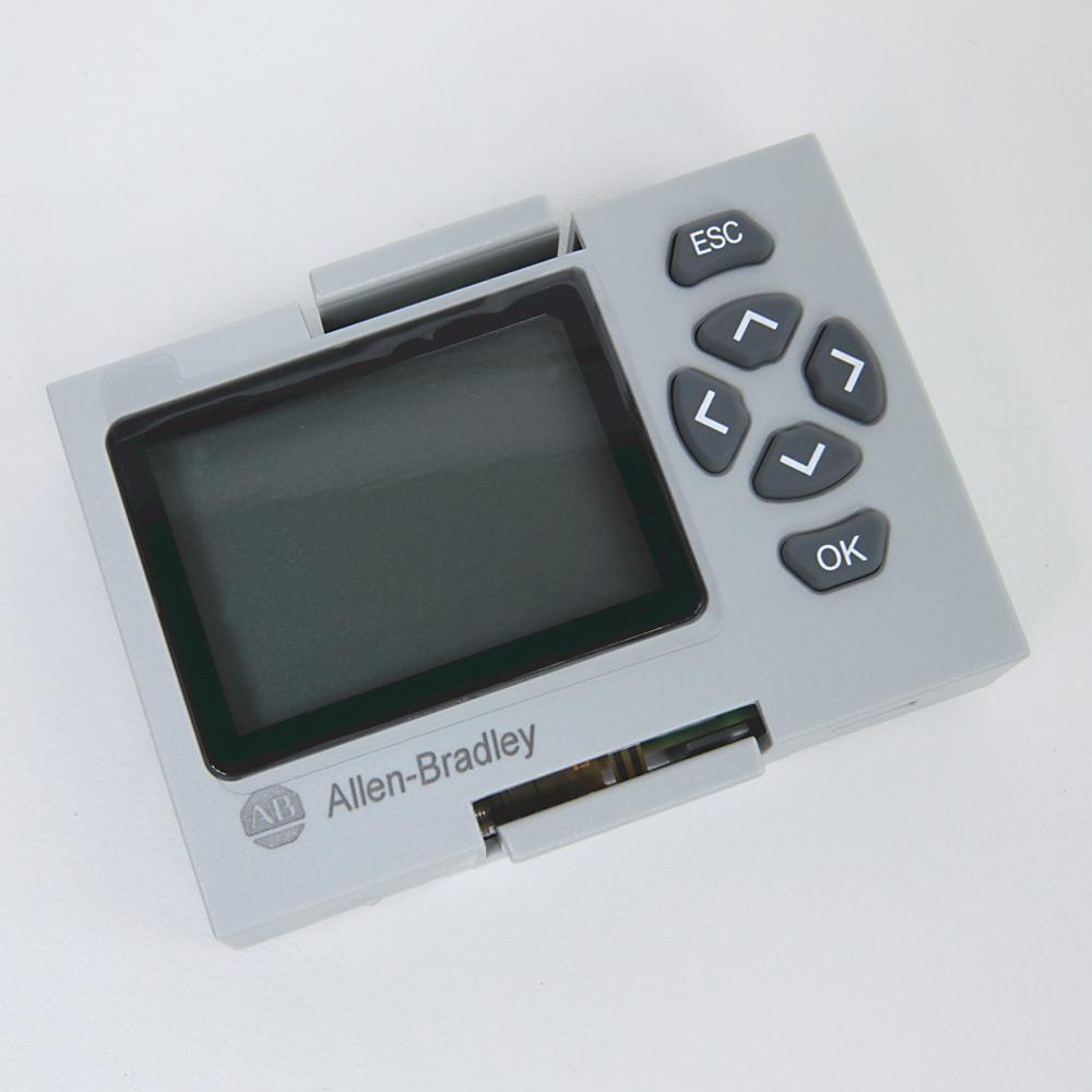 A-B 2080-LCD MICRO810 LCD DISPLAY WITH KEYPAD