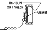 Allen-Bradley 889A-N2CAP 889A Accessories