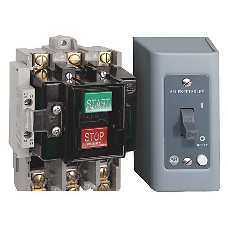 Allen-Bradley 600-TAX9 NEMA 2-Pole Manual Starting Switch