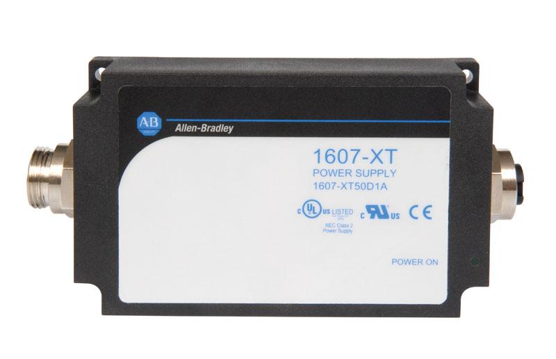 Allen Bradley 1607-XT50D1A On-Machine 48 watt 24 VDC 90 to 264 Volt 1-Output Wide Ranging Power Supply